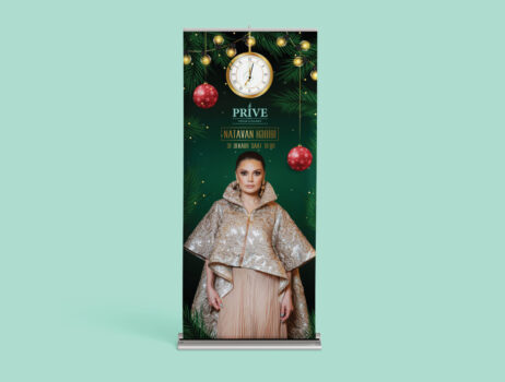 PRIVE Roll-up